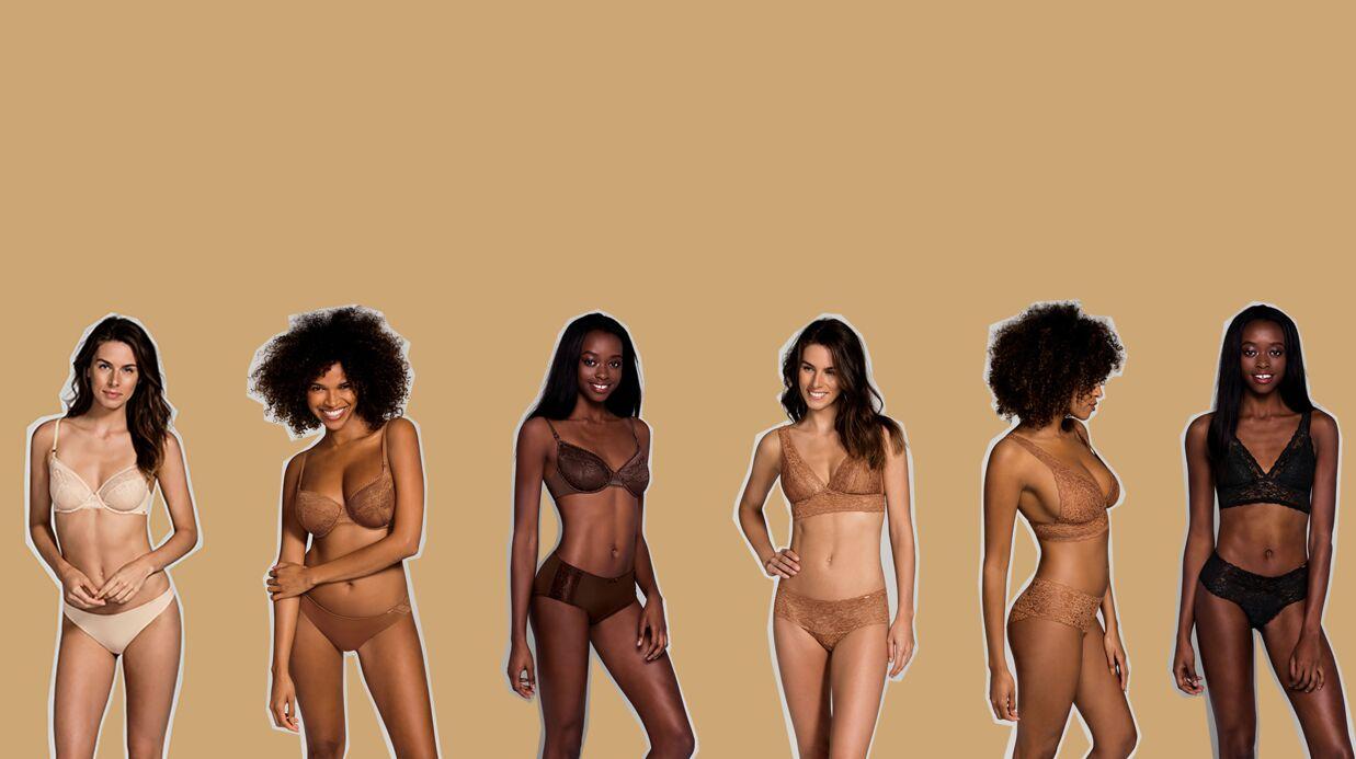 Tous les nude sont dans la nature!