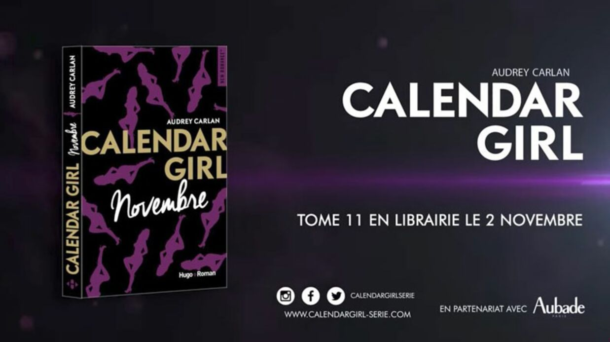Calendar Girl, novembre: premier extrait du mois, il y a du mariage dans l'air!