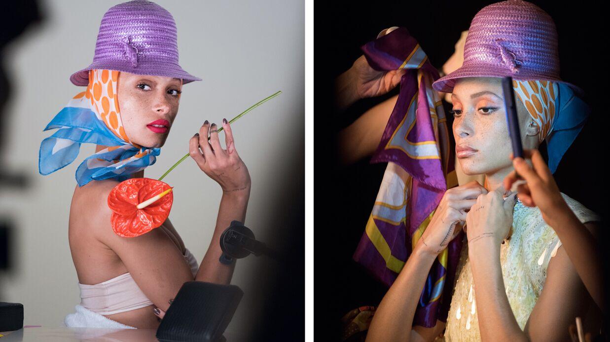 Qui est Adwoa Aboah, la nouvelle égérie de Marc Jacobs Beauty?
