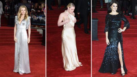 PHOTOS Michelle Pfeiffer et Penélope Cruz sexy: décolleté XXL et robe fendue pour une grande première