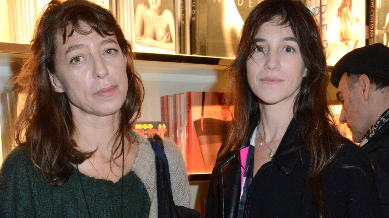 Charlotte Gainsbourg: obsédée par la mort de sa sœur Kate, elle a dû quitter Paris