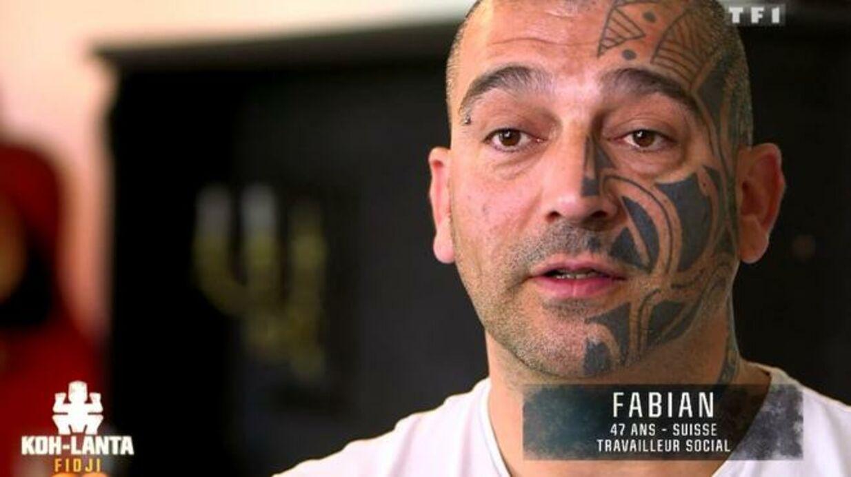 Koh-Lanta Fidji: Fabian éliminé, il envisage de sortir son autobiographie