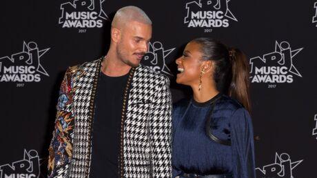 DIAPO M Pokora et Christina Milian amoureux, ils officialisent leur relation aux NRJ Music Awards 2017