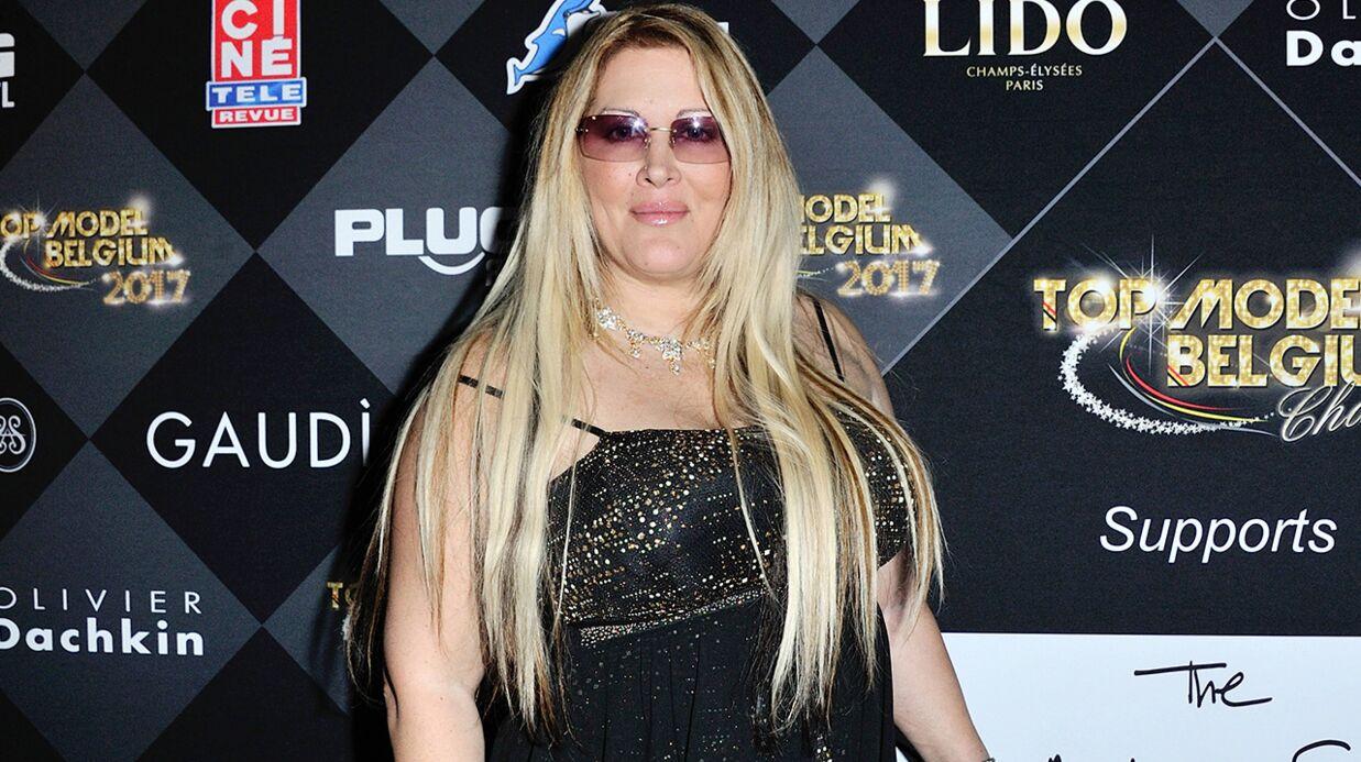 PHOTO Loana sexy en robe noire, elle est fière de sa silhouette