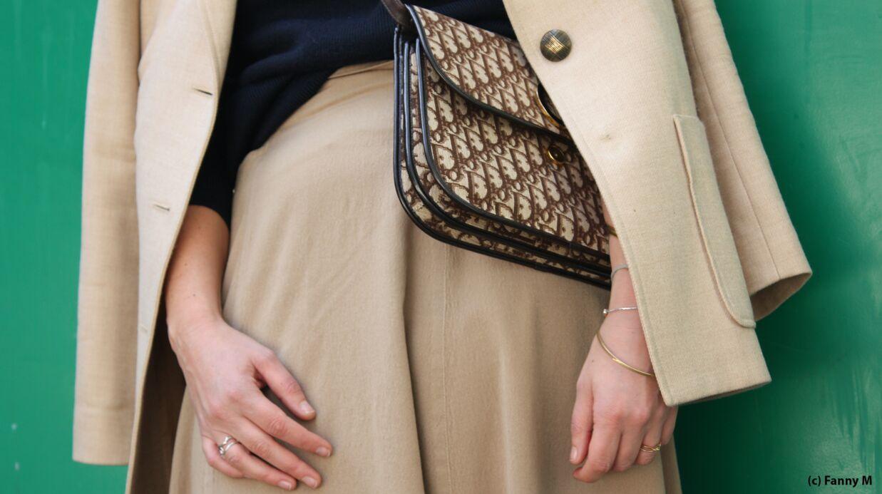 Conseils mode – Le défi de Virginie: comment s'habiller en total look vintage