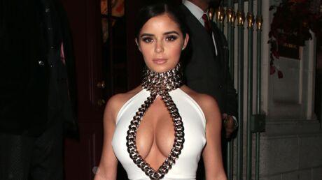 PHOTOS Demi Rose: seins nus sous un chemisier ouvert, elle enflamme la toile