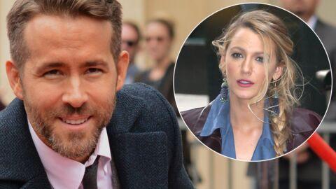 PHOTO Ryan Reynolds se moque de l'horrible look de Blake Lively sur son dernier tournage et c'est hilarant