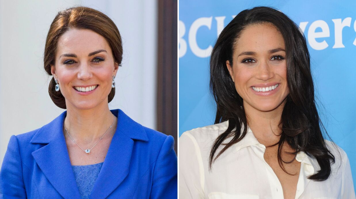 PHOTOS Meghan Markle et Kate Middleton: découvrez leur autre point commun