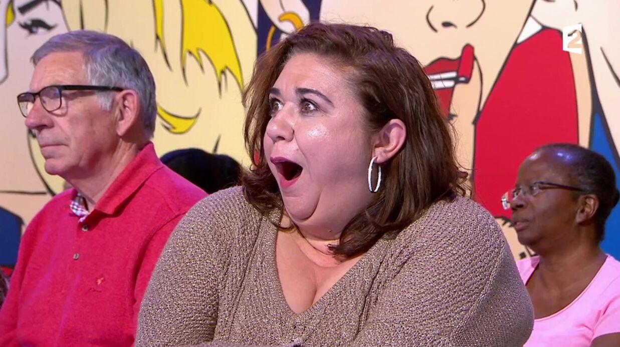 Un candidat des Z'amours embarrasse la meilleure amie de sa femme en révélant qu'elle l'attire