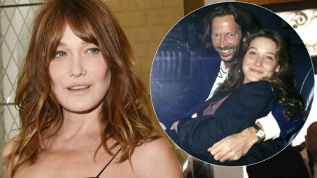 Carla Bruni: ses rares confidences sur son ex Eric Clapton