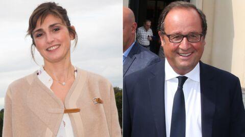 PHOTOS: Julie Gayet et François Hollande en Normandie, week-end en amoureux dans la Manche