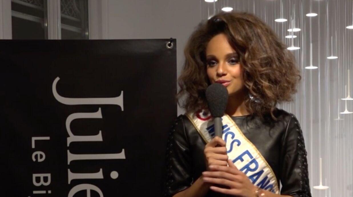Interview – Alicia Aylies (Miss France 2017):  «J'éprouve de la nostalgie à l'idée de laisser ma place»
