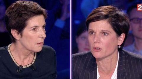 Sandrine Rousseau a subi un impressionnant contrecoup physique après son clash avec Christine Angot