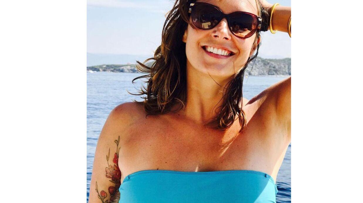 Julia Vignali: l'animatrice du Meilleur pâtissier parle de la cicatrice que son tatouage au bras recouvre