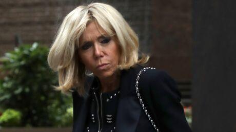 Brigitte Macron: l'homme qui la menaçait s'est échappé et est recherché par la police