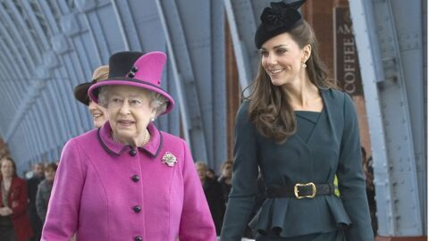 PHOTOS Kate Middleton et la reine Elizabeth II réunies pour un évènement important