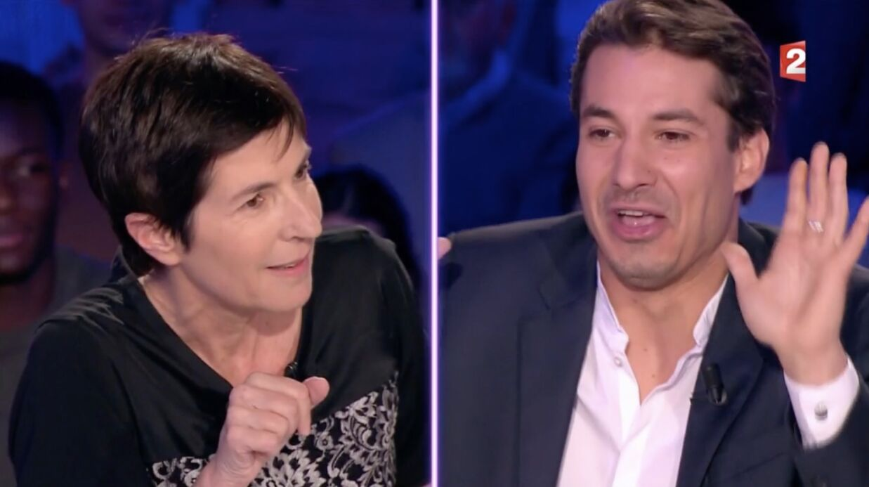 VIDEO Jérémy Ferrari fait sortir de ses gonds Chris­tine Angot