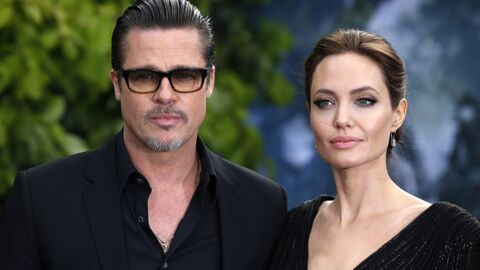 Brad Pitt et Angelina Jolie se disputent pour avoir les enfants pendant les fêtes