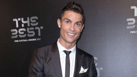 PHOTO Cristiano Ronaldo est papa pour la 4ème fois et il respire le bonheur!
