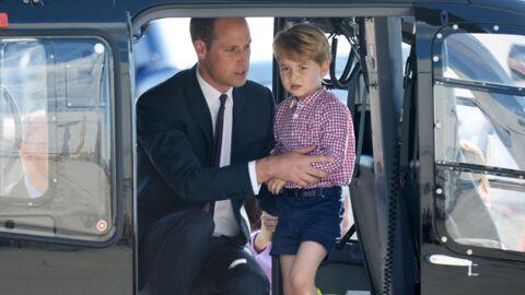 Le prince George est «très jaloux» de son père William pour une adorable raison
