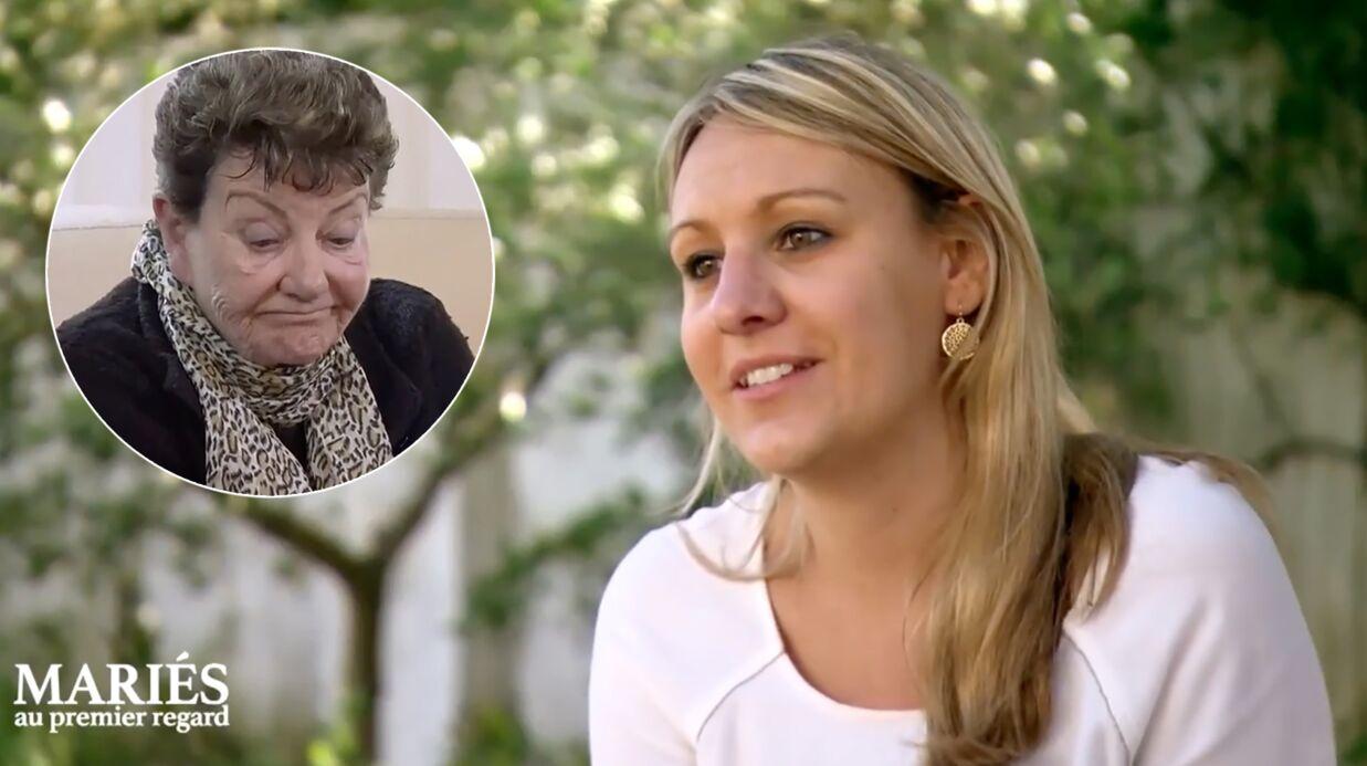 Mariés au premier regard: Caroline défend sa grand-mère, peu sympathique à l'écran