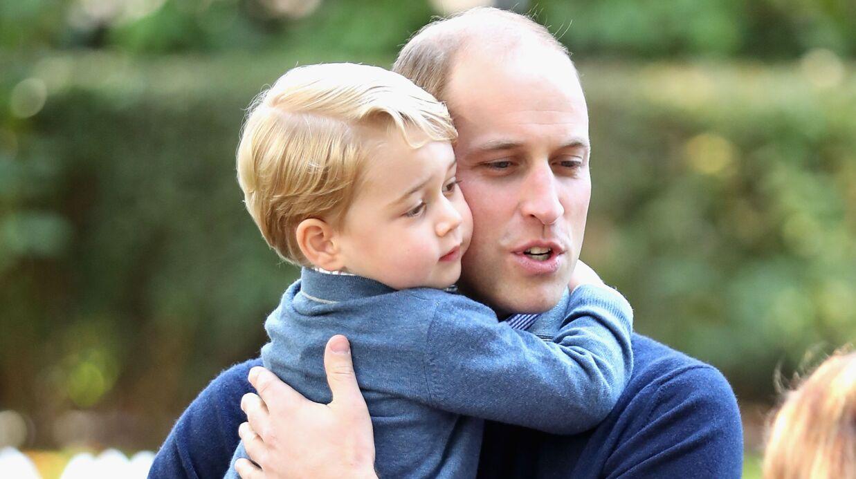 Kate Middleton révèle que William a eu du mal à gérer sa nouvelle paternité à la naissance de George
