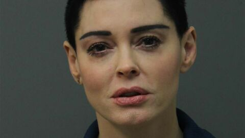 PHOTO Rose McGowan arrêtée pour détention de drogue !