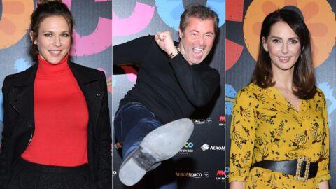 PHOTOS Lorie Pester en rouge et noir pour Coco, le dernier film Disney/Pixar