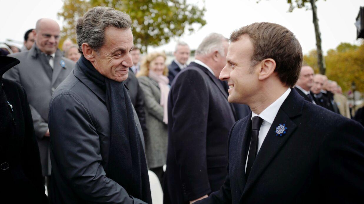 Nicolas Sarkozy trouve Emmanuel Macron «aimable», confie Carla Bruni