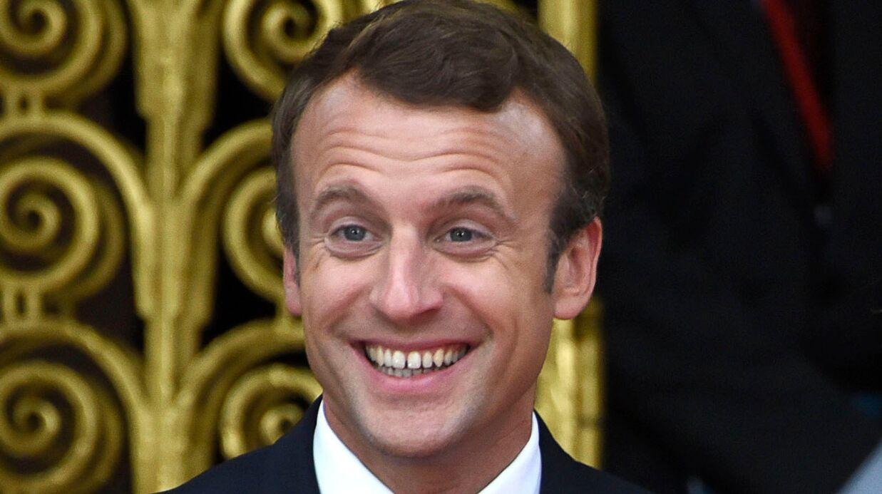 Emmanuel Macron: le cadeau très original et à son effigie que vous pourrez offrir à Noël