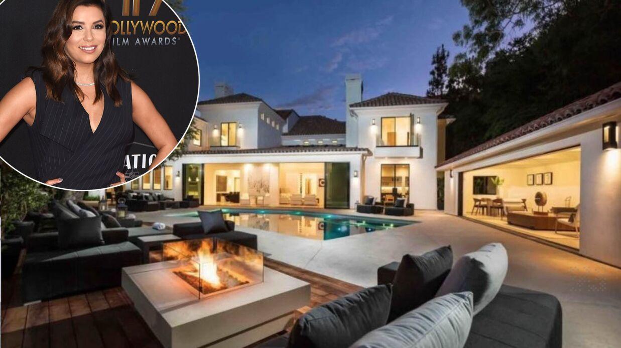 PHOTOS Eva Longoria s'offre une incroyable maison à 11,5 millions d'euros, on vous la fait visiter