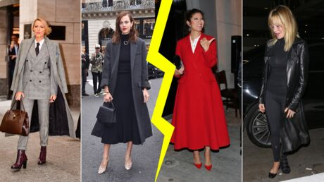 Les do et les don'ts de la semaine: le manteau long