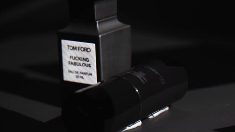 Nos beauty crushs:  le parfum Fucking Fabulous Tom Ford Beauty et l'huile Oil Absolute Filorga