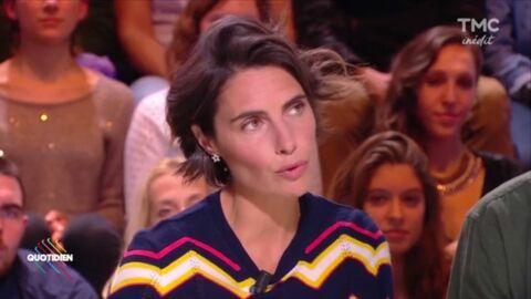 VIDEO Alessandra Sublet: après son départ de C à vous, ça a été compliqué