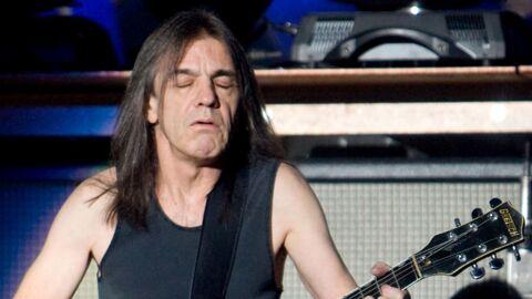 Mort de Malcolm Young, le cofondateur et guitariste d'AC/DC
