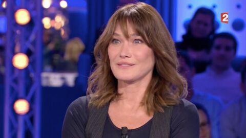 VIDEO Selon Yann Moix, Carla Bruni est «le diable» (et c'est un compliment!)