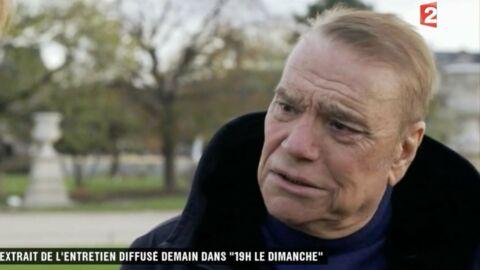 Bernard Tapie atteint d'un cancer: «Pour moi, ce n'est pas une catastrophe»