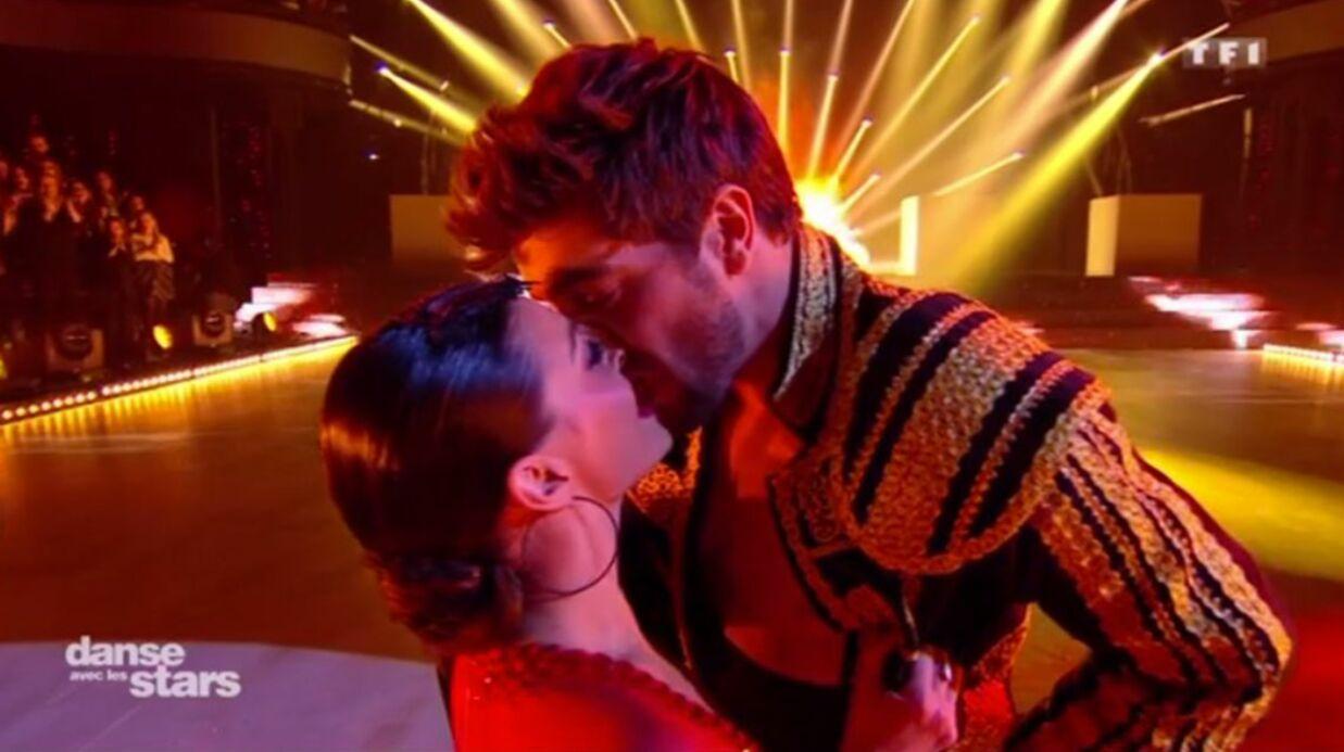 VIDEO Danse avec les stars: malaise après le baiser d'Agustin Galiana à Candice Pascal