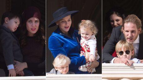 PHOTOS Raphaël, le fils de Charlotte Casiraghi et les jumeaux Jacques et Gabriella: les vraies stars de Monaco