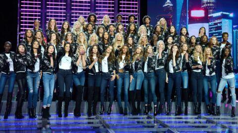 PHOTOS Victoria's Secret: découvrez les tops dans les coulisses du défilé