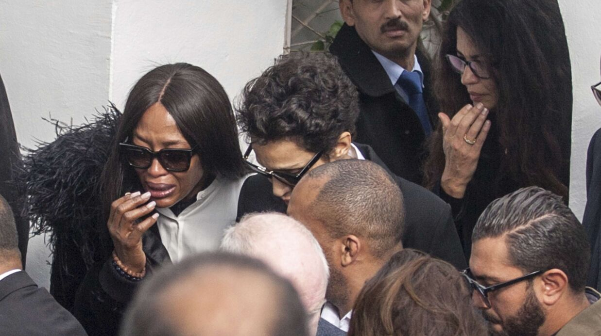 Obsèques d'Azzedine Alaïa: Naomi Campbell en larmes, son témoignage bouleversant