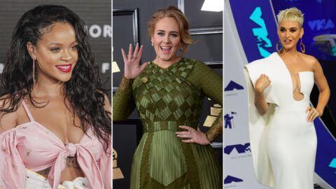 Classement: qui sont les dix chanteuses les mieux payées en 2017