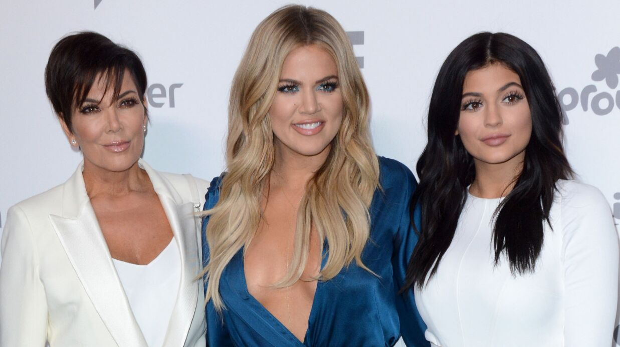 Kris Jenner: la photo qui confirme les grossesses de ses filles Khloé et Kylie