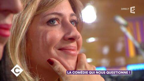 VIDEO Amanda Sthers fond en larmes en évoquant le combat de Johnny Hallyday