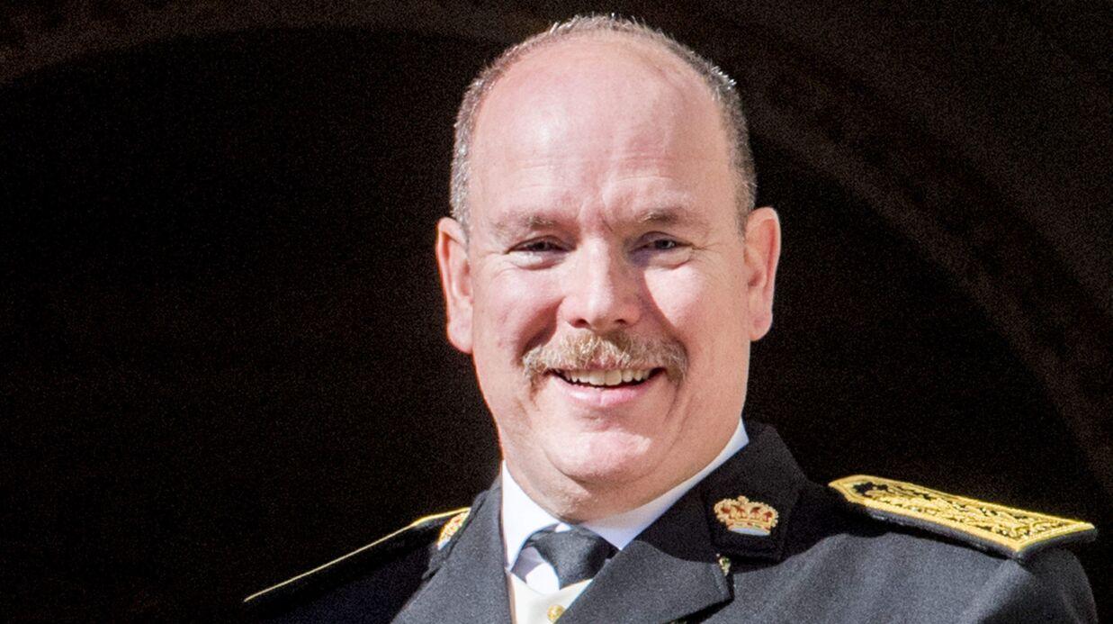Prince Albert De Monaco On Sait Pourquoi Il Porte La Moustache Et Ce Nest Pas Pour Movember