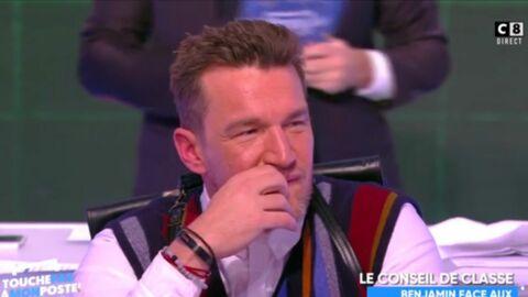VIDEO Benjamin Castaldi: le gros reproche que lui fait l'équipe de Touche pas à mon poste