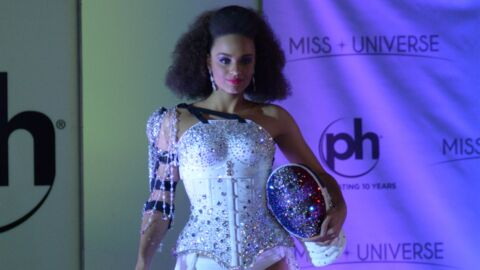 Miss Univers : pourquoi Alicia Aylies n'a plus le droit de porter son costume national