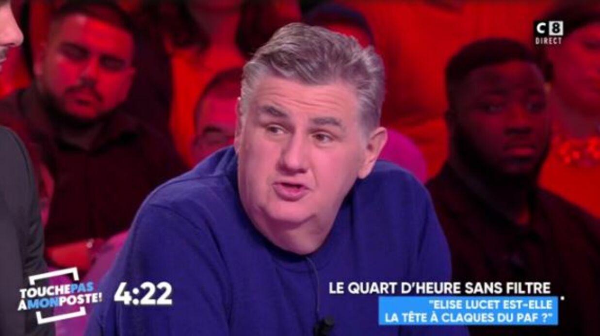 VIDEO Pierre Ménès s'attaque violemment à Elise Lucet: «J'ai un peu honte de faire le même métier qu'elle»