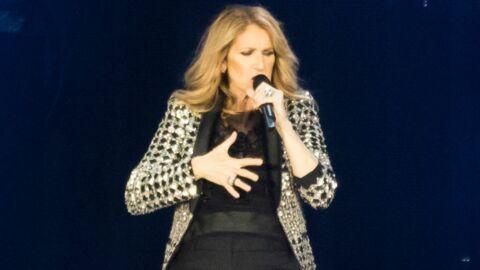 Céline Dion contrainte d'annuler un concert pour raisons de santé