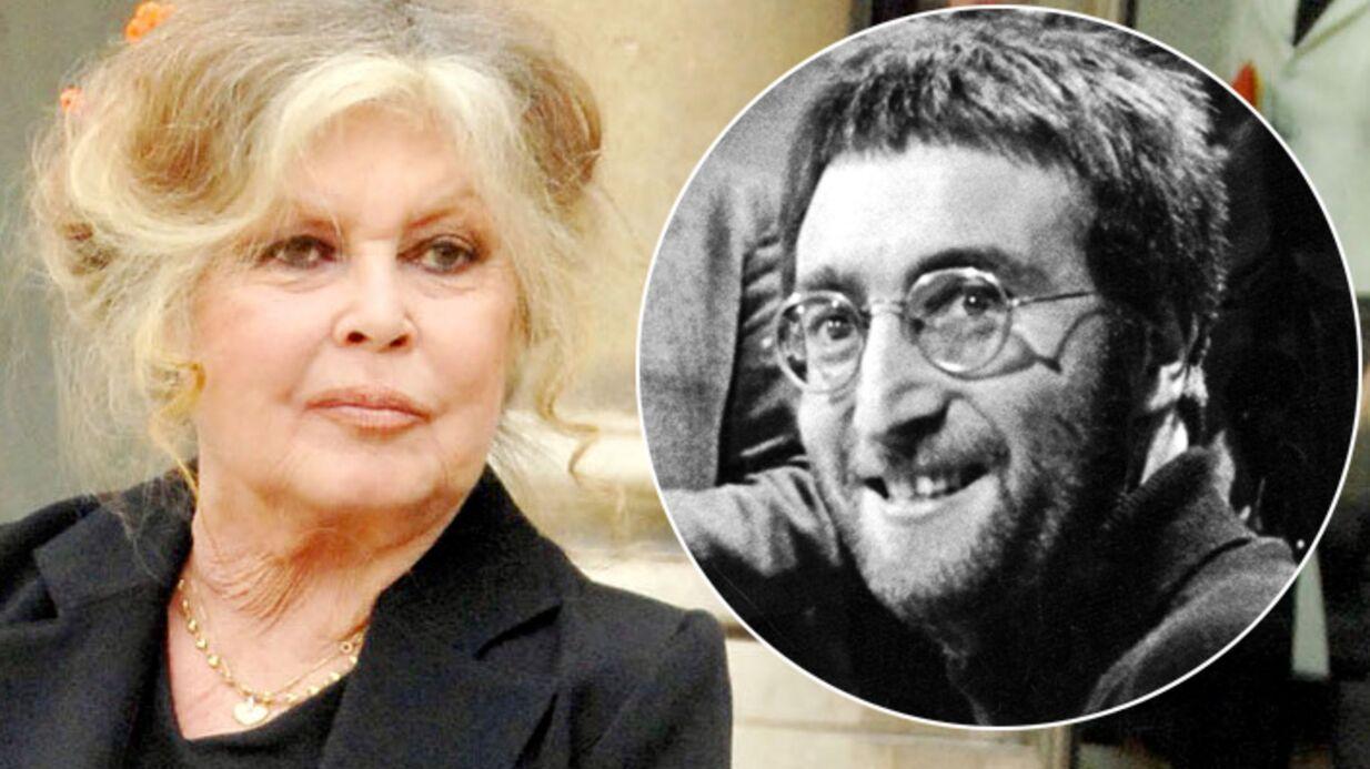 Brigitte Bardot raconte la nuit où, «drogué à mort» et  nu, John Lennon refusait de quitter son lit